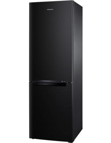 samsung Réfrigérateur combiné 60cm 311l a+ nofrost noir samsung