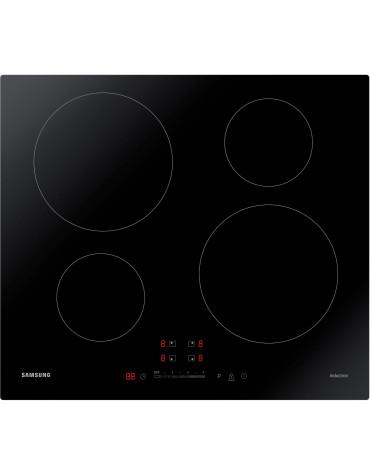 Table de cuisson à induction 7.2kw 4 foyers noir