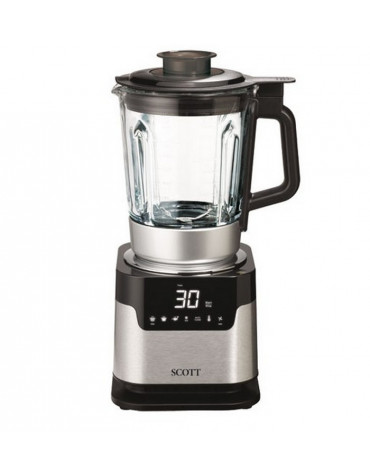 scott Blender chauffant 1.75l 1000w scott