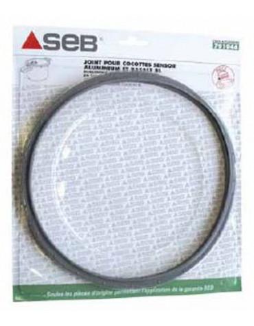seb Joint pour autocuiseur aluminium sensor 8l diamètre 235mm seb