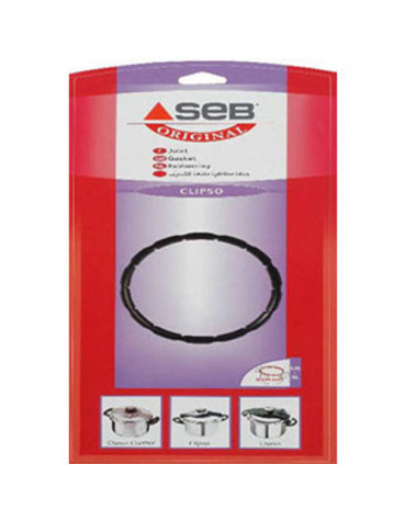 seb Joint pour autocuiseur inox clipso 4,5l-6l-7,5 l diamètre 220mm seb