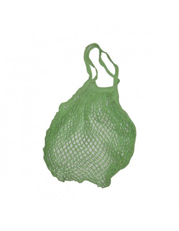 sidebag Filet à provisions coton vert sidebag