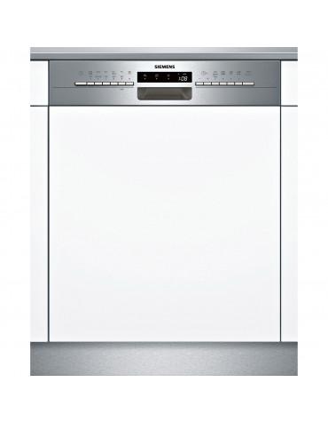 siemens Lave-vaisselle 60cm 12 couverts a++ intégrable avec bandeau apparent inox siemens
