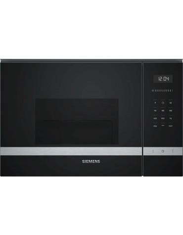 Micro-ondes grill encastrable 25l 900w inox