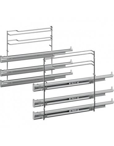 siemens Rail télescopique 3 niveaux pour four siemens siemens