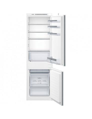 siemens Réfrigérateur combiné intégrable à glissière 267l a++ siemens
