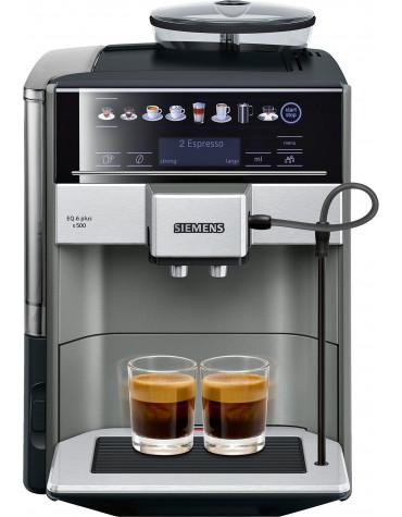 siemens Robot café 19 bars gris/noir siemens