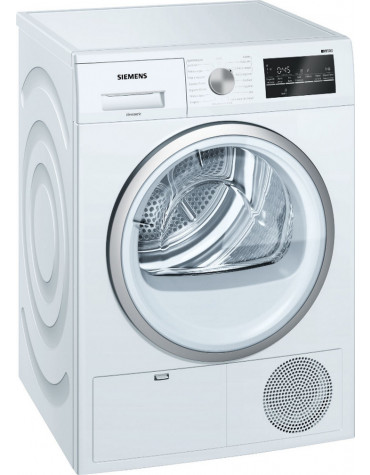 Sèche-linge à condensation 60cm 8kg b blanc