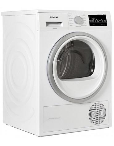 Sèche-linge pompe à chaleur avec condenseur 60cm 8kg a++ blanc