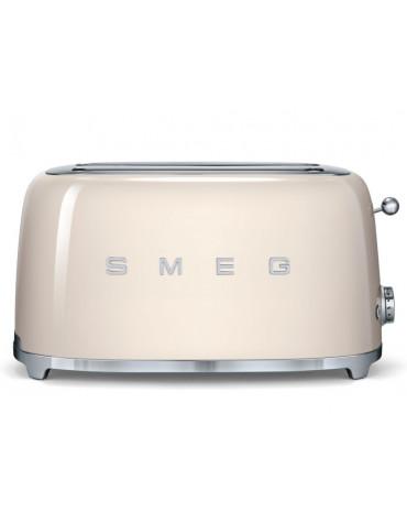 smeg Grille-pains 2 fentes 1500w crème smeg