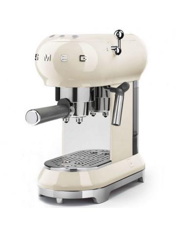 smeg Machine à expresso 15 bars crème smeg