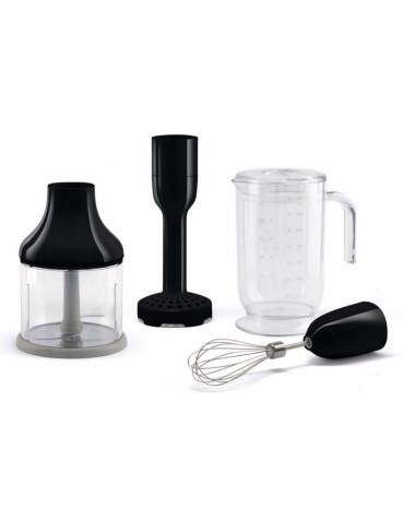 smeg Pack accessoires pour mixeur plongeant noir smeg
