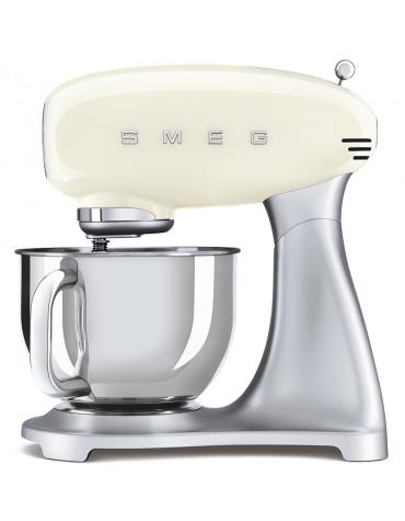 smeg Robot sur socle 4.8l 800w crème smeg