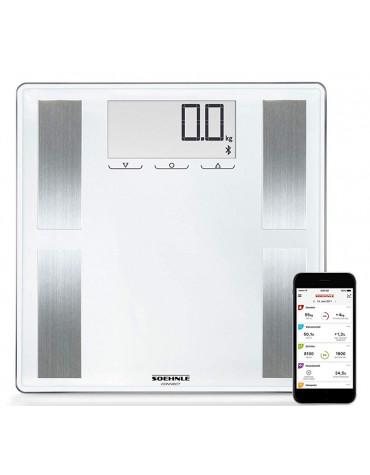 Pèse-personne électronique connecté 180kg/100g