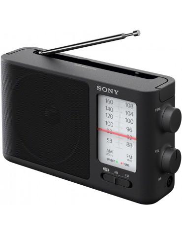 sony Radio portable analogique noir sony