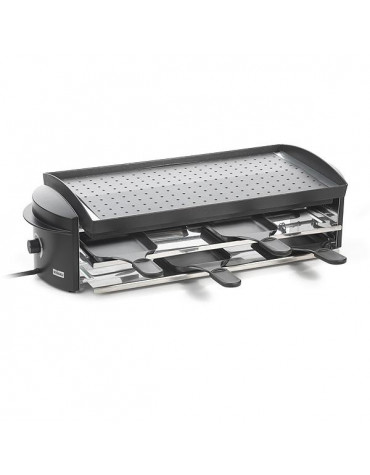stockli Appareil à raclette 8 personnes 1100w + gril stockli