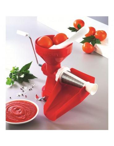 Presse-tomates manuel plastique