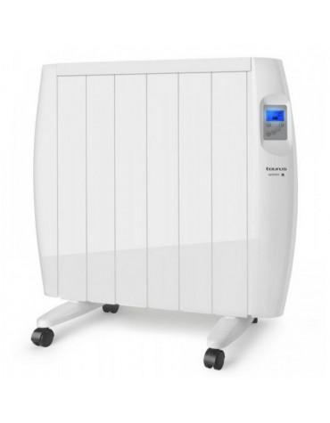 taurus alpatec Radiateur électrique à inertie sèche 1200w blanc taurus alpatec