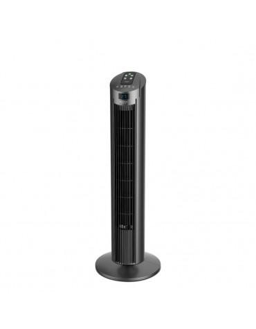Ventilateur colonne 74cm 45w + télécommande