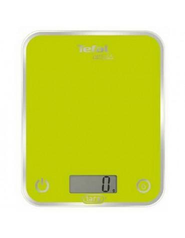 tefal Balance de cuisine electronique 5kg - 1g vert anis tefal