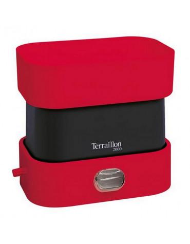 terraillon Balance de cuisine mécanique 2kg - 10g rouge/noir terraillon