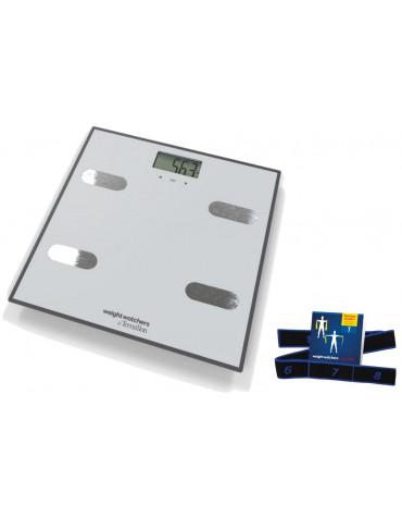 terraillon Impédancemètre 150kg 100g + bande de fitness et livret d'exercices terraillon