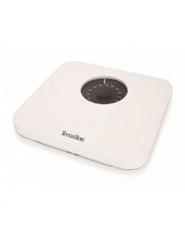 terraillon Pèse-personne mécanique 150kg 1kg blanc terraillon