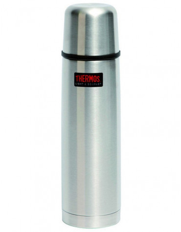 thermos Bouteille isotherme 0.5l inox thermos