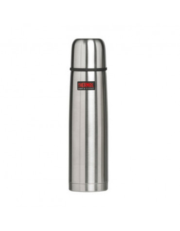 thermos Bouteille isotherme 1l inox thermos