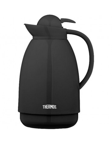 thermos Carafe isotherme 1l noire thermos