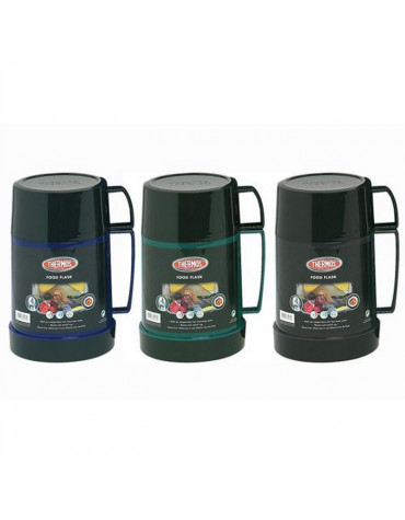thermos Porte-aliments isotherme 0.85l assorti thermos