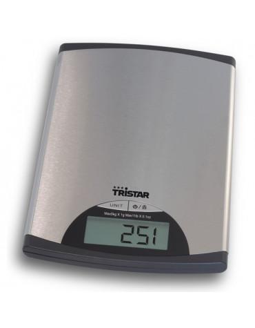 tristar Balance de cuisine electronique 5kg/1g tristar