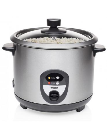 tristar Cuiseur à riz 1.5l 500w inox tristar