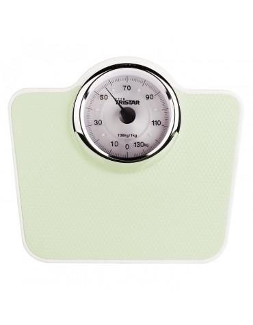 tristar Pèse-personne mécanique 136kg 1kg tristar