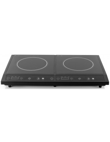 tristar Table de cuisson à induction posable 2 feux 3400w tristar