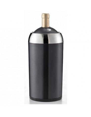trudeau Refroidisseur à bouteilles titane/chrome trudeau