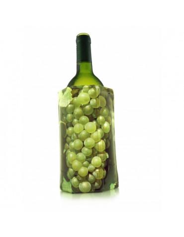 vacu vin Rafraichisseur de bouteille decor vin blanc vacu vin