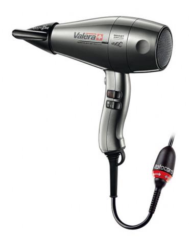 Sèche-cheveux 2400w ionic gris