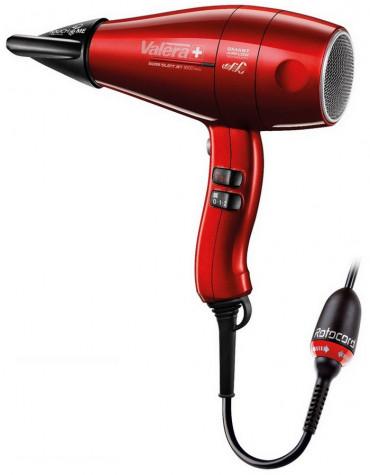 valera Sèche-cheveux pro 2000w moteur ac ionic rouge valera