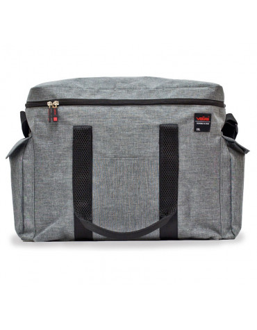 Sac isotherme 22l gris