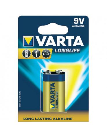 Pile type lr61 9 volts