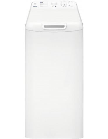 Lave-linge top 40cm 6.5kg 1200t a++ blanc