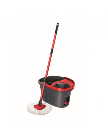 vileda Balai lave sol avec seau vileda