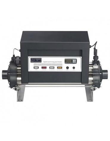 Réchauffeur electrique 30kw triphasé digital