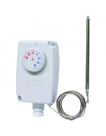 Thermostat mécanique hors gel à bulbe
