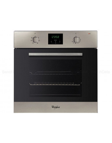 whirlpool Four intégrable 65l 60cm a catalyse inox whirlpool