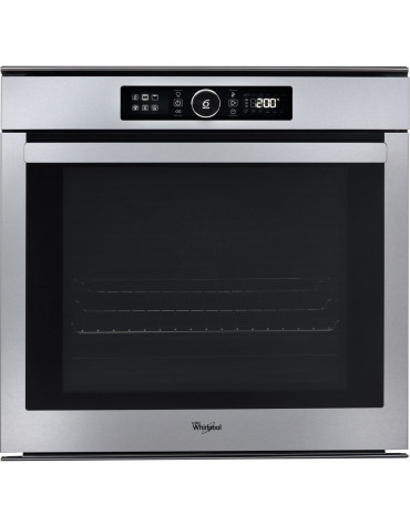 whirlpool Four intégrable 73l 59,5cm a pyrolyse whirlpool