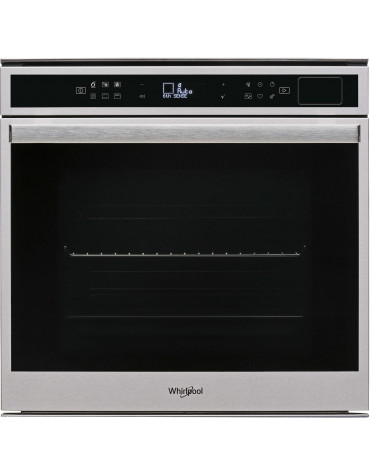 whirlpool Four intégrable combi vapeur 73l 60cm a+ pyrolyse inox whirlpool