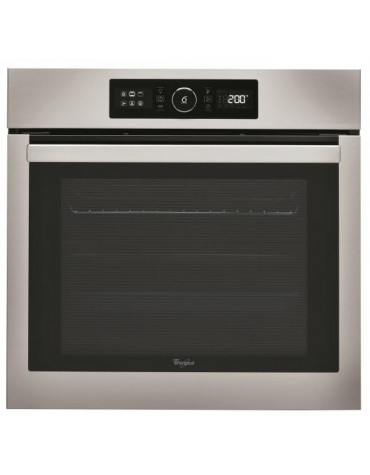 whirlpool Four intégrable multifonction 73l 60cm a+ catalyse inox whirlpool