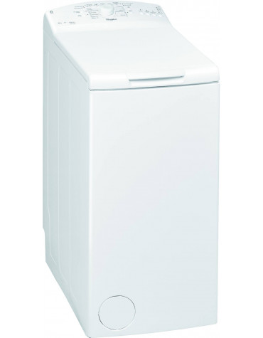 whirlpool Lave-linge top 40cm 6kg 1200t a++ blanc whirlpool